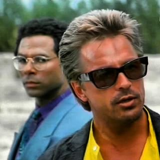 Don Johnson Lentes Vintage Mexico