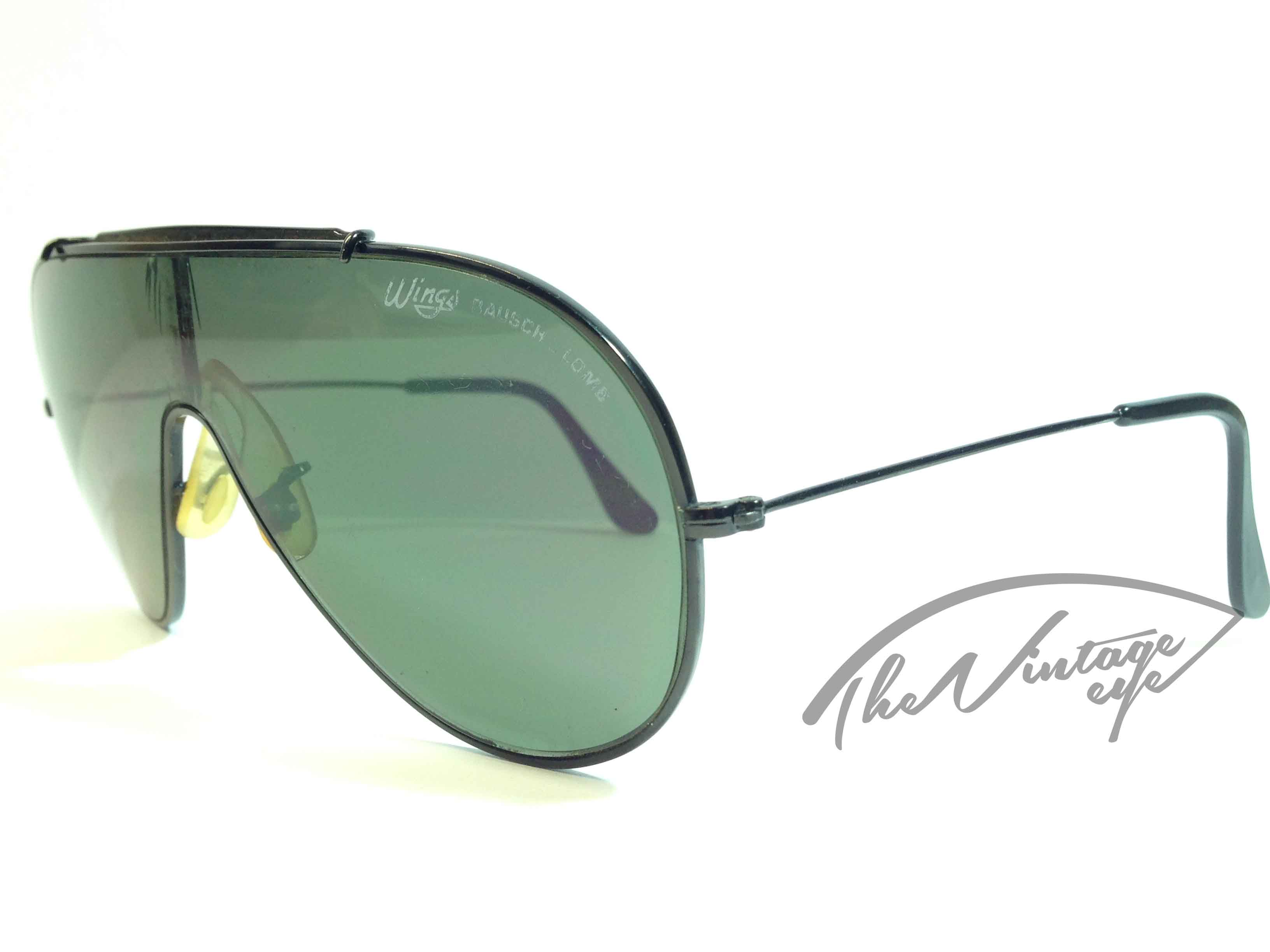 lentes ray ban bausch & lomb